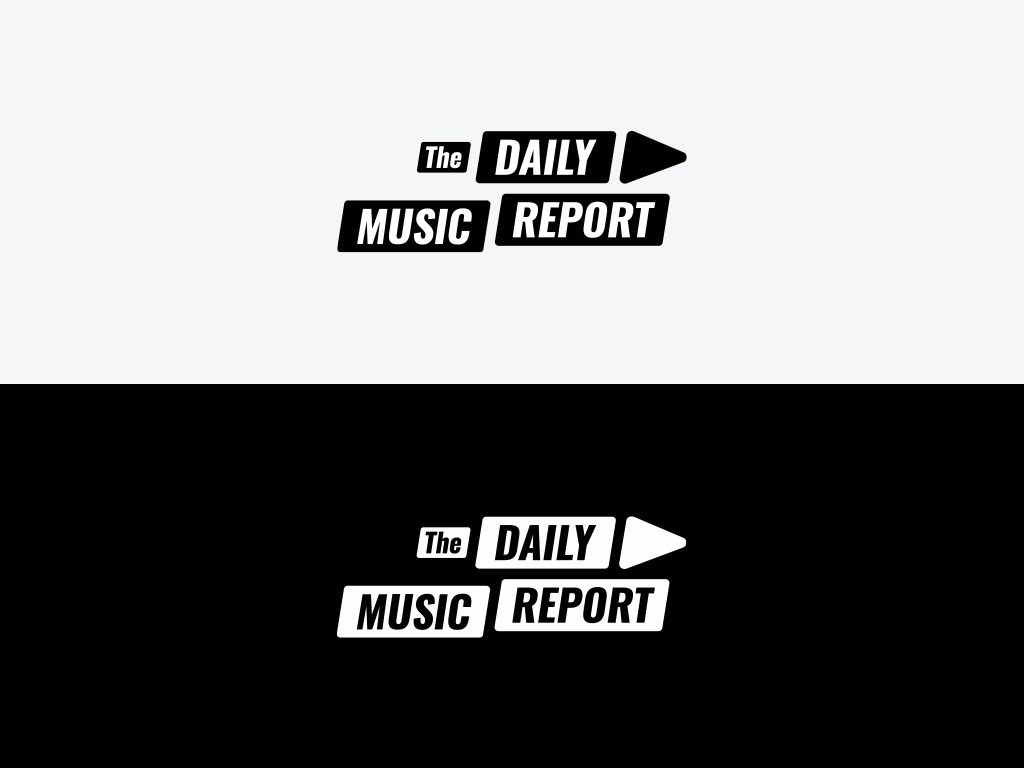 The Daily Music Report Logo