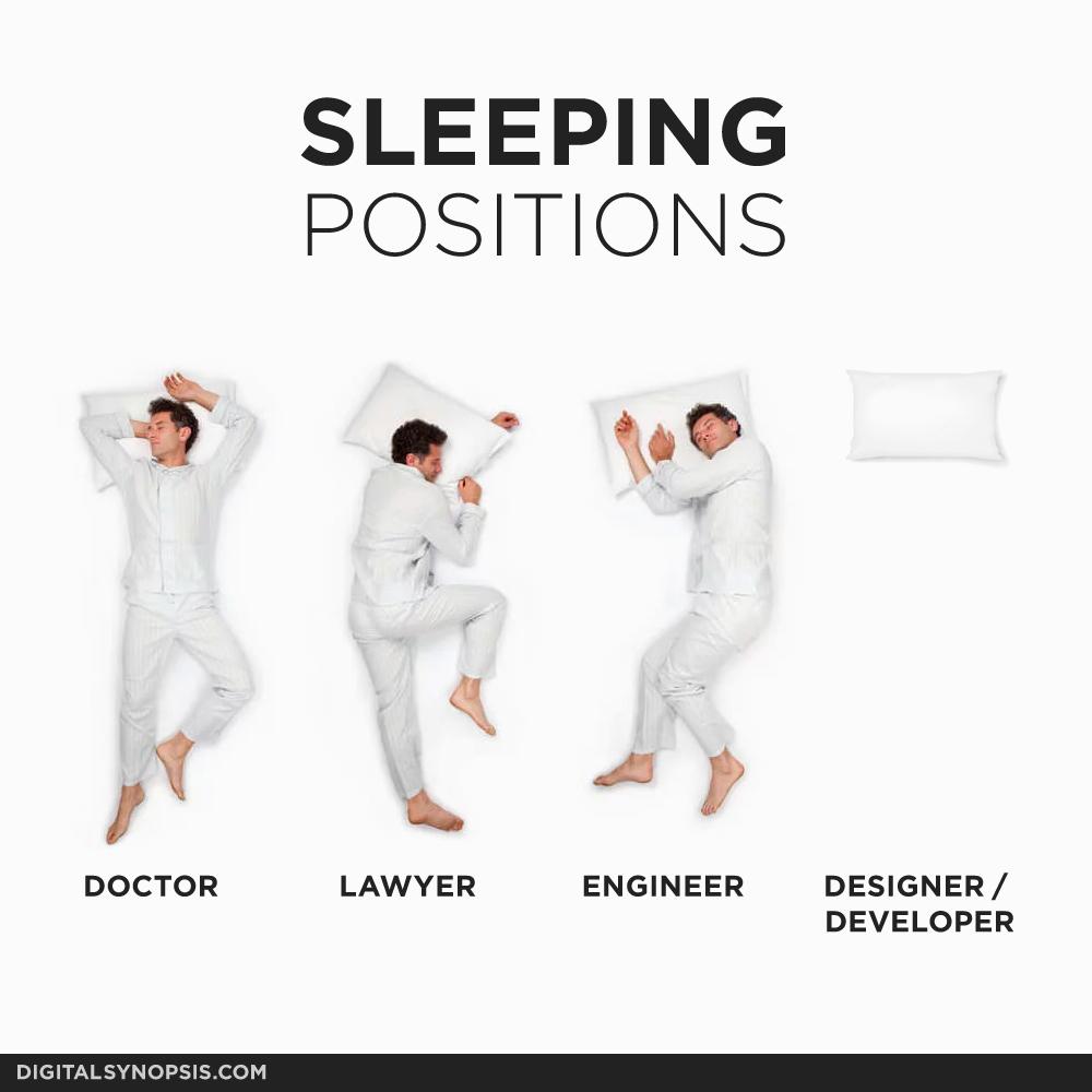 Do Designers Sleep?