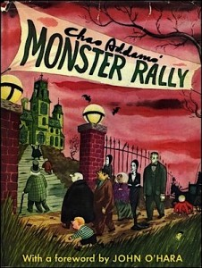 Addams : monster rally