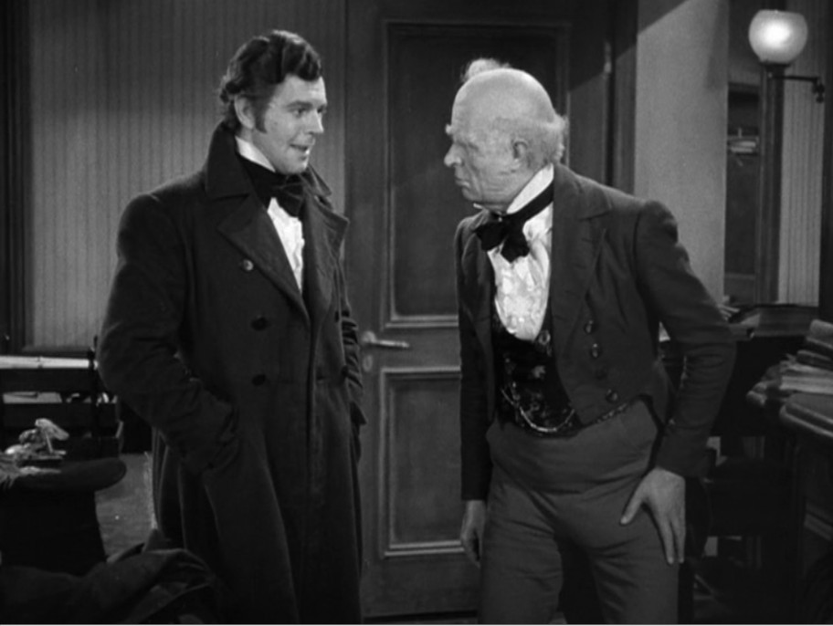 Image result for scrooge and nephew images