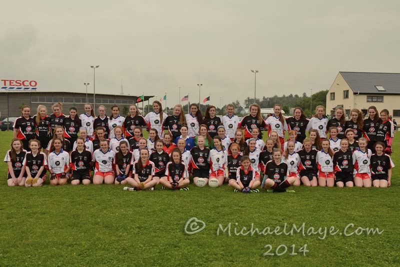 New York U14 Girls Visit Swinford