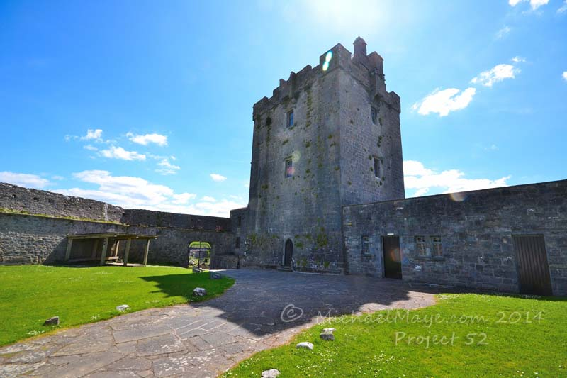 Dunguaire Castle Kinvara Co Galway