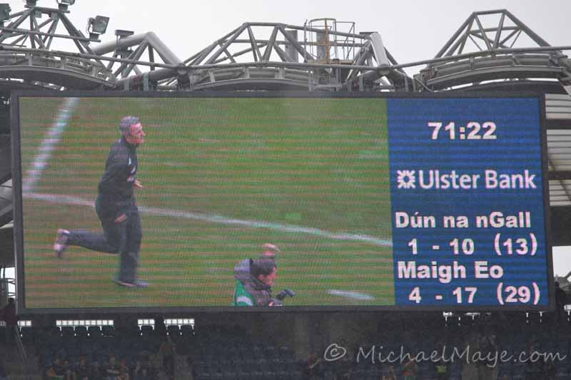 Mayo v Donegal 4th August 2013