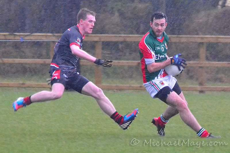 Mayo v Sligo IT 12th January 2014