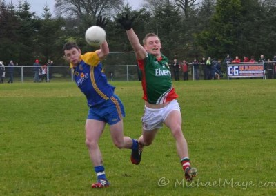 Roscommon v Mayo 19th January 2014