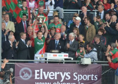 Connacht Final Mayo v Galway 13th July 2014