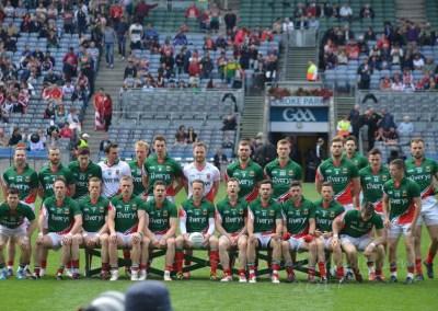 Mayo v Cork 3rd August 2014