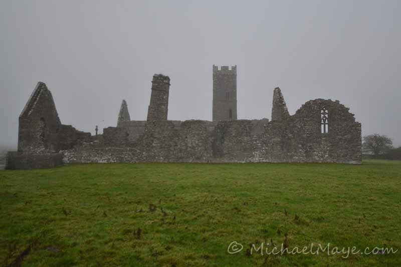 Clare Abbey Ennis Co Clare
