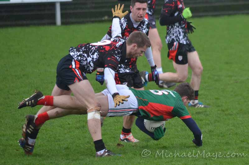 Mayo v Sligo IT 11th January 2015
