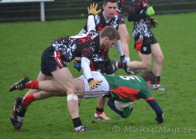 Mayo v Sligo IT 11th January 2015