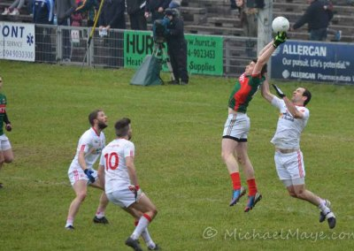 Mayo v Tyrone 8th February 2015