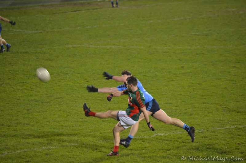 Mayo v Dublin 14th March 2015