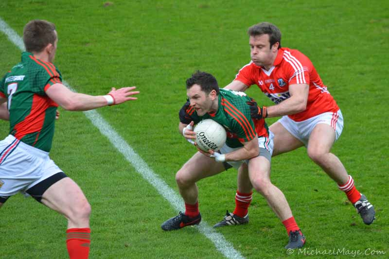 Cork v Mayo 29th March 2015