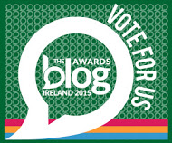 2015 Ireland blog awards vote