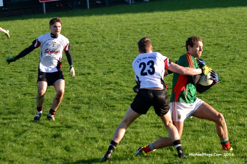 Mayo v ITSligo 9th January 2016