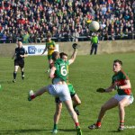 Donegal v Mayo 28th February 2016
