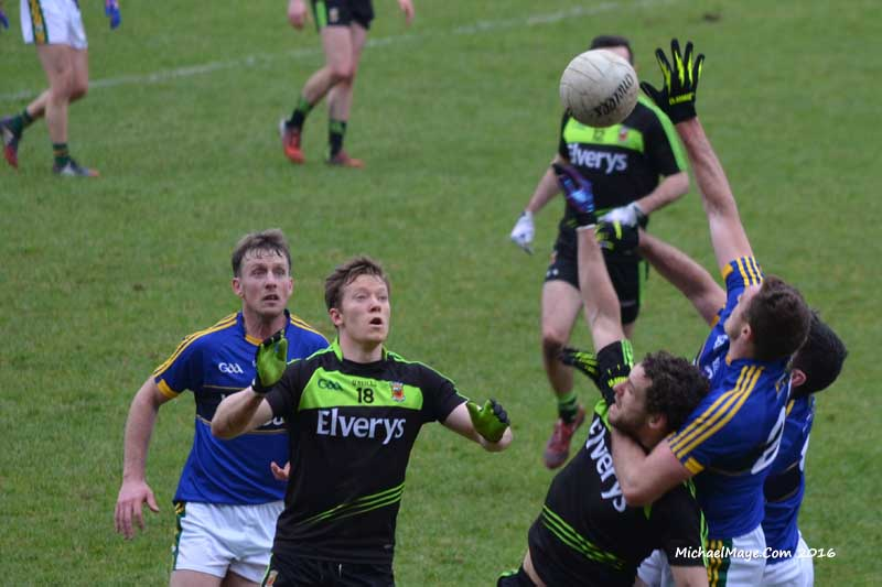 Mayo v Kerry 13th March 2016