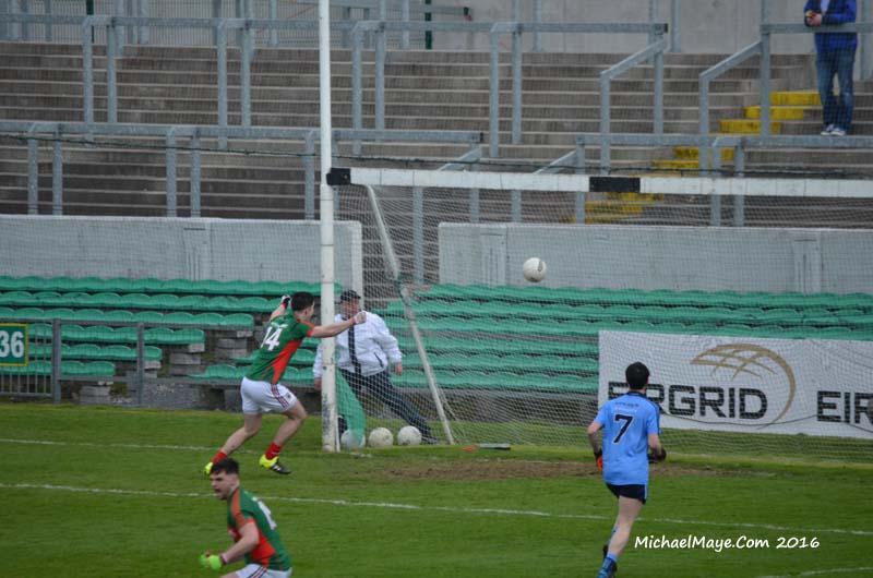 2016 U-21 Semi Final Mayo v Dublin