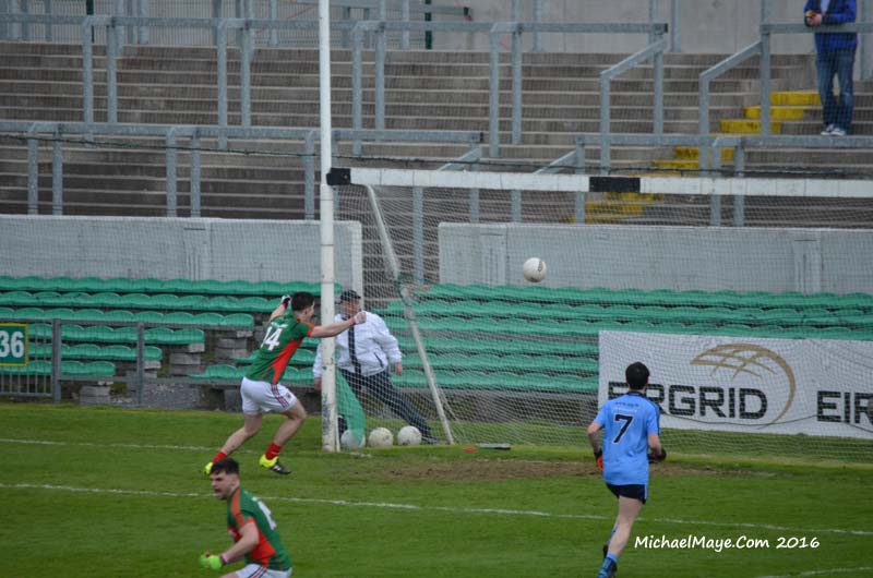 2016 U-21 Semi Final Mayo v Dublin