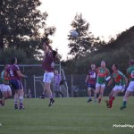 Mayo masters v Westmeaath masters 25th August 2016