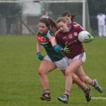 Mayo Ladies v Galway 29th January 2017