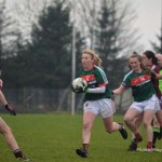 Mayo Ladies v Galway 29th January 2017
