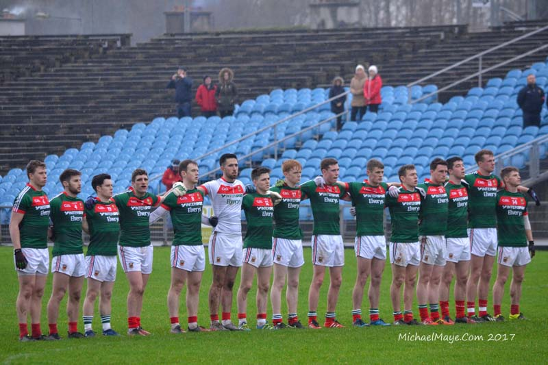 Mayo v NUIG 8th January 2017