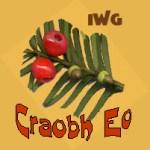 craobh eo chapter logo - Mayo woodturners logo