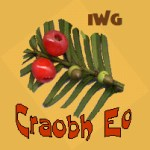 craobh eo chapter logo - Mayo woodturners logo