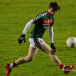 Mayo v Monaghan 4th February 2017 NFL Rd 1
