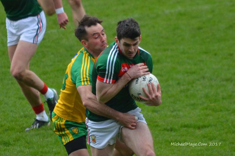 Mayo v Donegal 2nd April 2017