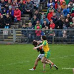 Mayo v Donegal 2nd April 2017 round 7 Allianze league match