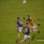 Mayo v Leitrim fbd league rd 3 10th January 2018