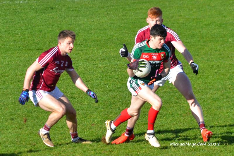 Galway v Mayo 11th February 2018