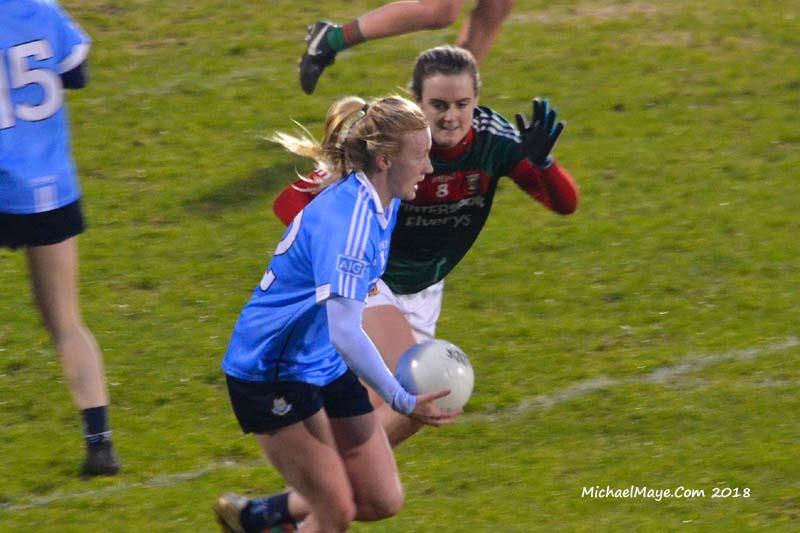 Mayo v Dublin Ladies 24th February 2018
