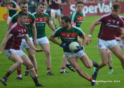 Mayo v Galway 13th May 2018