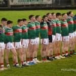 Mayo v Dublin 1st February 2020