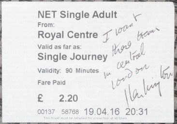 IMG_0513ad0450h Ken Livingstone tram ticket