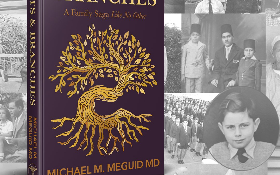 """""""Roots and Branches"""" receives Honorable Mention at 2021 Hollywood Book Festival"""