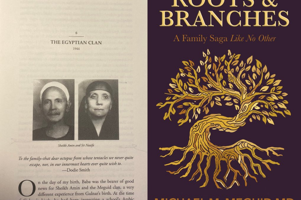 """Roots and Branches Chapter 6 – """"The Egyptian Clan"""" Serialization"""