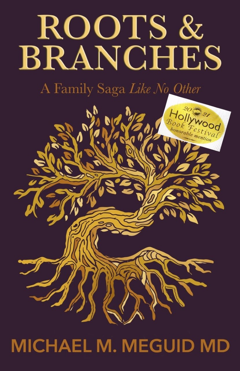 Roots and Branches Book Cover