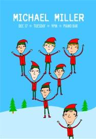 Dec 17 - Michael Miller