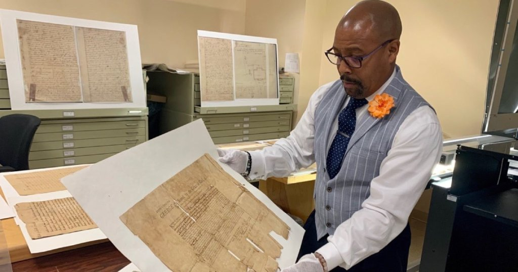 Focused on Preserving Charleston's Official History