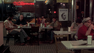 Taxi Driver - Diner