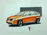 Pontiac Aztek Redesign