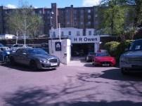 H R Owen, South Kensington