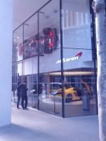 McLaren Showroom, Knightbridge