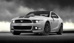 Mustang Shooting Brake Front Final