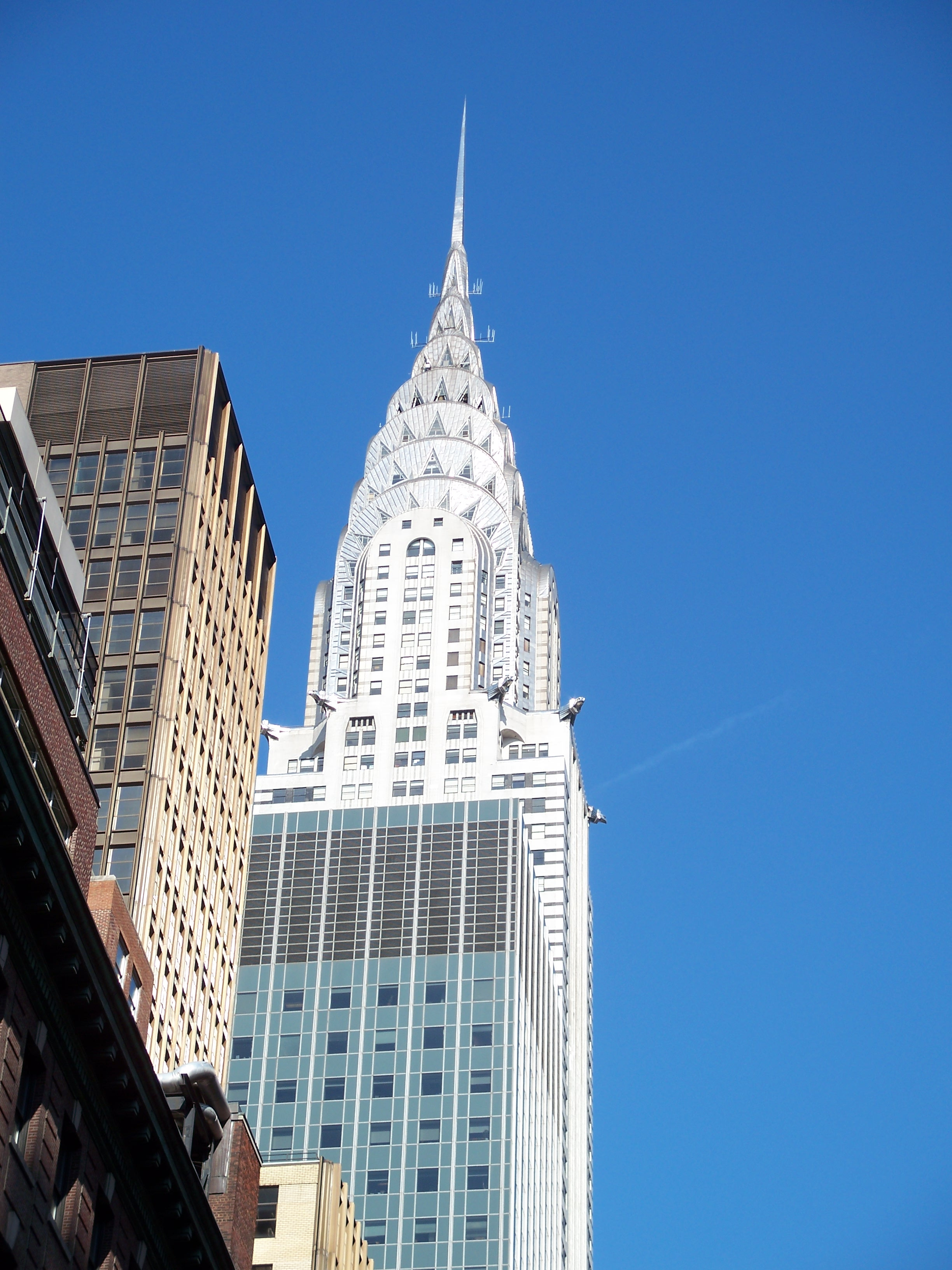 Crown Hd Wallpaper Chrysler Building