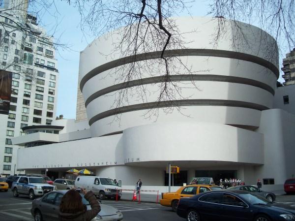 Solomon . Guggenheim Museum